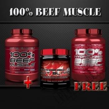 Съдържание » Цена » Прием » 100% Beef Muscle +100% Hydrolyzed Beef + hot blood 2.0