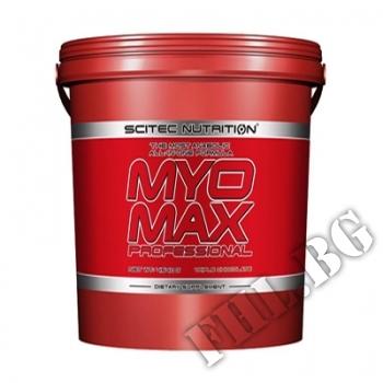 Действие на MyoMax Professional 1320g мнения.Най-ниска цена от Fhl.bg-хранителни добавки София