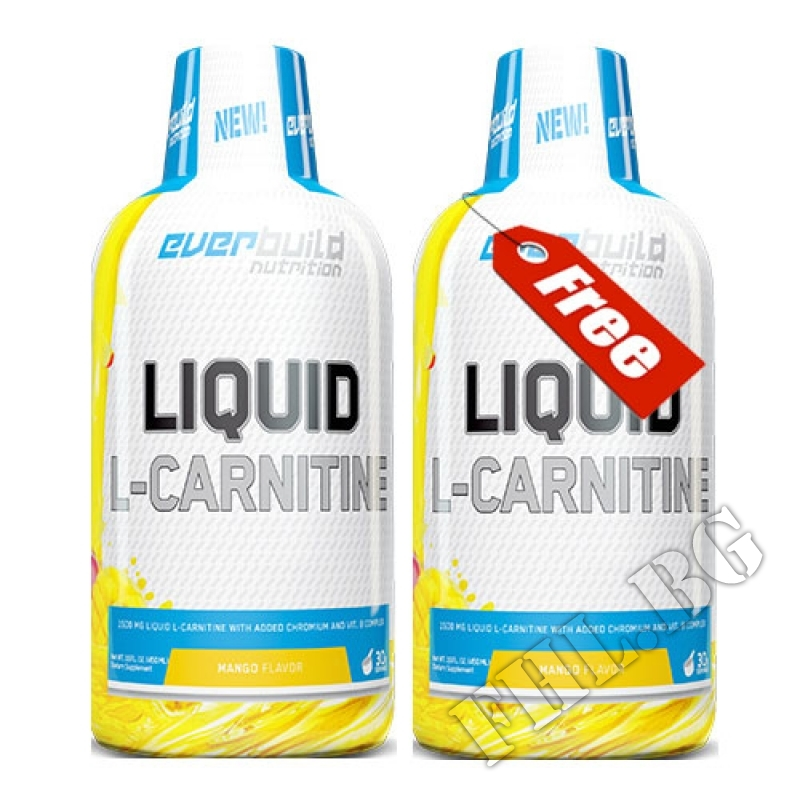 Liquid L-Carnitine + Chromium 1500mg
