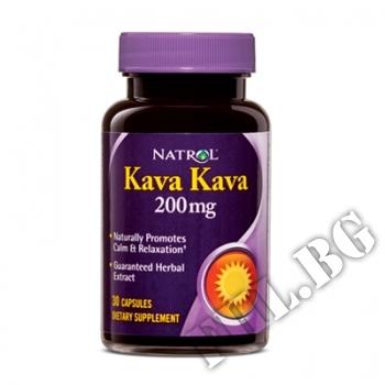 Съдържание » Цена » Прием » Kava Kava 200mg 30 caps