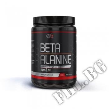 Действие на Beta Alanine Powder 500 g мнения.Най-ниска цена от Fhl.bg-хранителни добавки София