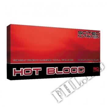 Действие на Scitec hot blood 2.0 90 caps мнения.Най-ниска цена от Fhl.bg-хранителни добавки София