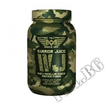 Действие на Warrior Juice Muscle Army 900гр мнения.Най-ниска цена от Fhl.bg-хранителни добавки София