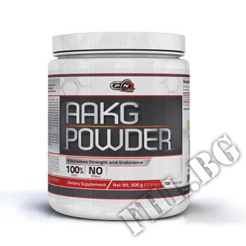 Съдържание » Цена » Прием »  AAKG Powder 500gr