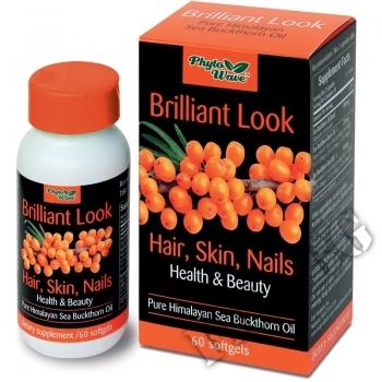 Съдържание » Цена » Прием » Brilliant look Hair Skin Care