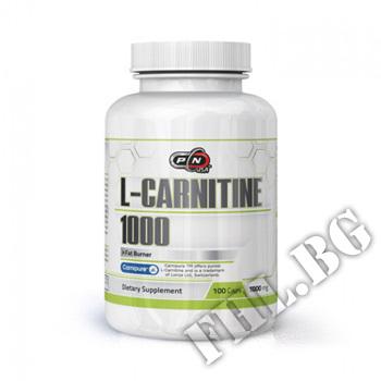 Действие на  Carnipure L-Carnitine 1000 100 caps мнения.Най-ниска цена от Fhl.bg-хранителни добавки София