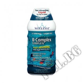 Съдържание » Цена » Прием »  Течен B-Complex