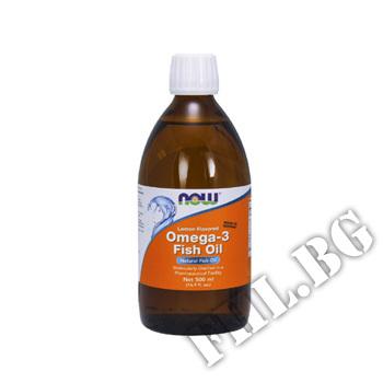 Действие на Omega 3 Liquid 500 ml мнения.Най-ниска цена от Fhl.bg-хранителни добавки София