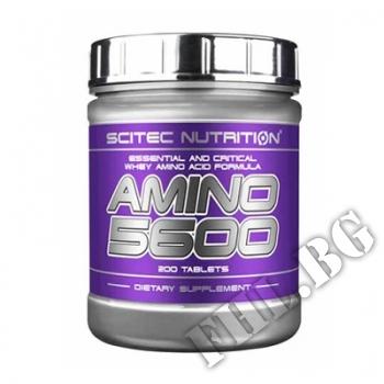Съдържание » Цена » Прием »  Amino 5600-200 tab