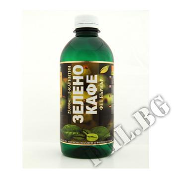 Съдържание » Цена » Прием » Л-карнитин със зелено кафе 25,000