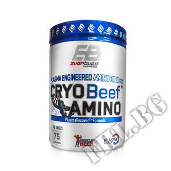 Съдържание » Цена » Прием » Cryo Beef Amino 300 tabs