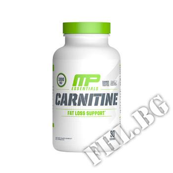 Съдържание » Цена » Прием »  L-Carnitine Core 60 caps