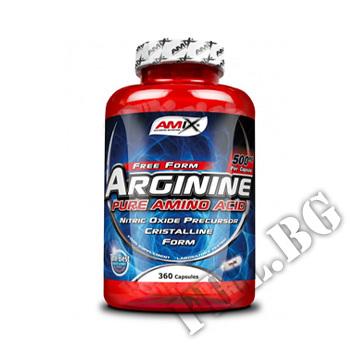 Съдържание » Цена » Прием »  Arginine 360 caps