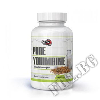 Съдържание » Цена » Прием » 100% Pure yohimbine 200 caps