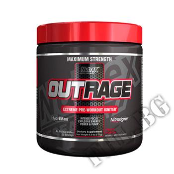 Съдържание » Цена » Прием » Outrage