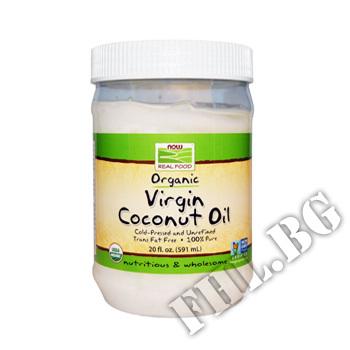 Съдържание » Цена » Прием » Coconut Oi Organic Virgin