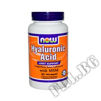 Съдържание » Цена » Прием » Hyaluronic Acid with MSM