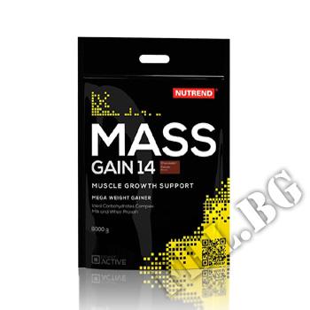 Съдържание » Цена » Прием » Nutrend Mass Gain 1000g
