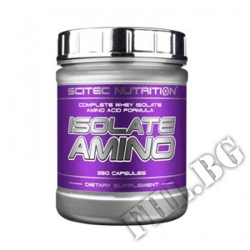 Съдържание » Цена » Прием » Isolate Amino 250caps