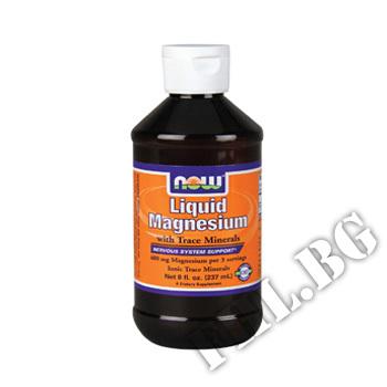 Съдържание » Цена » Прием » Liquid Magnesium with Trace Minerals
