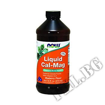 Действие на Liquid Cal-Mag Blueberry - 16 oz. мнения.Най-ниска цена от Fhl.bg-хранителни добавки София
