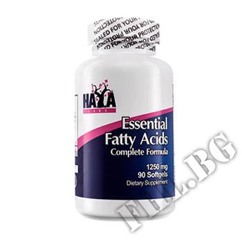 Съдържание » Цена » Прием » Essential Fatty Acids 1250mg 90soft