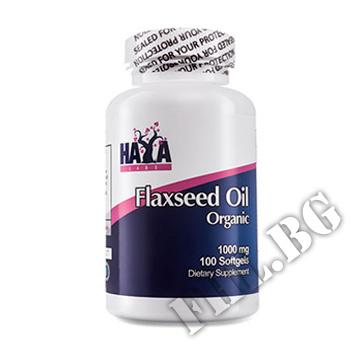 Действие на Flax Seed Oil 1000mg 100 Softgels мнения.Най-ниска цена от Fhl.bg-хранителни добавки София