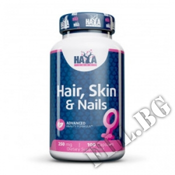 Съдържание » Цена » Прием » Hair Skin and Nails 60 Caps