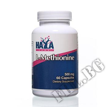 Съдържание » Цена » Прием » L-Methionine 500mg 60 Caps