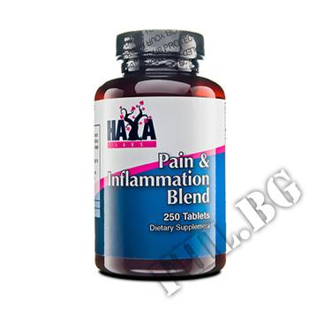 Действие на Pain & Inflammation Blend 250 Tabs мнения.Най-ниска цена от Fhl.bg-хранителни добавки София