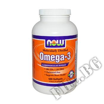 Действие на Omega 3 1000 мг - 500 дражета мнения.Най-ниска цена от Fhl.bg-хранителни добавки София
