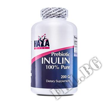 Действие на Prebiotic Inulin 200g  мнения.Най-ниска цена от Fhl.bg-хранителни добавки София