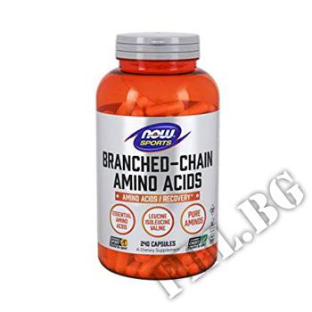 Действие на Branched Chain Amino Acids 240 caps мнения.Най-ниска цена от Fhl.bg-хранителни добавки София