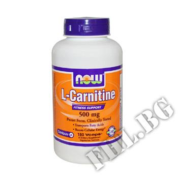 Действие на L-Carnitine 500 мг - 180 капсули мнения.Най-ниска цена от Fhl.bg-хранителни добавки София