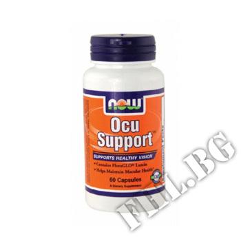 Съдържание » Цена » Прием » Eye/Ocu Support - 60 капсули