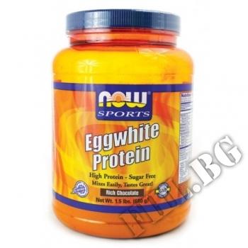 Действие на Eggwhite Protein 700 gr мнения.Най-ниска цена от Fhl.bg-хранителни добавки София