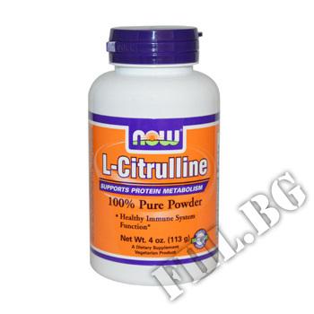 Съдържание » Цена » Прием » Citrulline Прах - 113.6 г