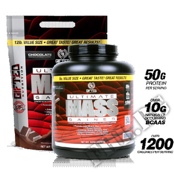 Съдържание » Цена » Прием »  Ultimate Mass Gainer 6 lb