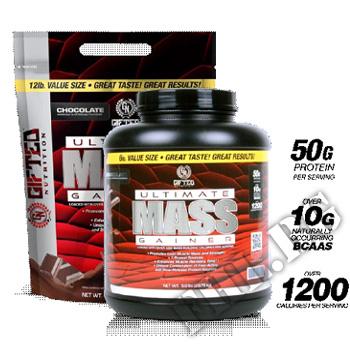 Съдържание » Цена » Прием »  Ultimate Mass Gainer 12 lb