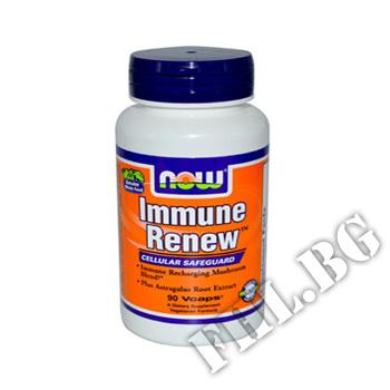 Действие на Immune Renew - 90 капсули мнения.Най-ниска цена от Fhl.bg-хранителни добавки София