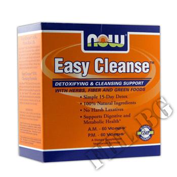 Действие на  Easy Cleanse Kit мнения.Най-ниска цена от Fhl.bg-хранителни добавки София
