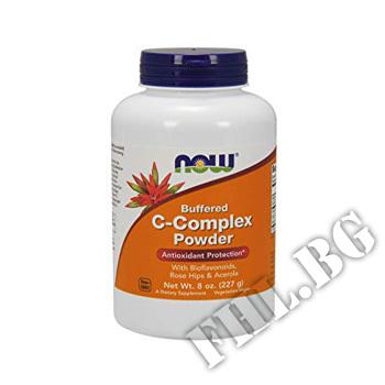 Съдържание » Цена » Прием » Vitamin C-Complex Powder - 8 oz.