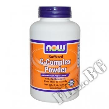 Действие на Vitamin C-Complex Powder - 8 oz. мнения.Най-ниска цена от Fhl.bg-хранителни добавки София