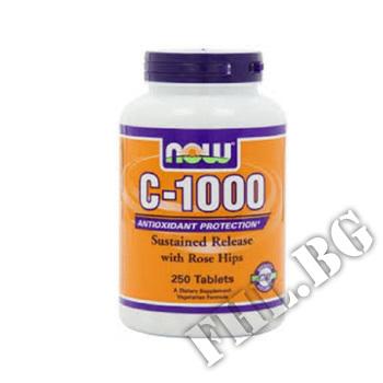 Съдържание » Цена » Прием »  Vitamin C 1000 SR - 250 tab
