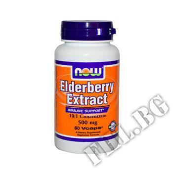 Съдържание » Цена » Прием » Elderberry Extract 500 mg