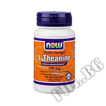 Действие на L-Theanine 200 mg  мнения.Най-ниска цена от Fhl.bg-хранителни добавки София