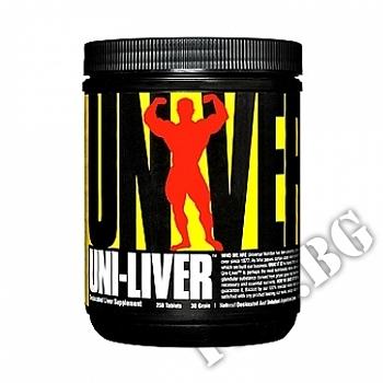 Съдържание » Цена » Прием » Uni Liver - 250tab