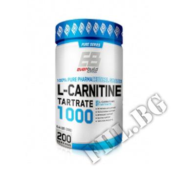 Съдържание » Цена » Прием »  L-Carnitine Tartrate 1000 / 200 Serv.