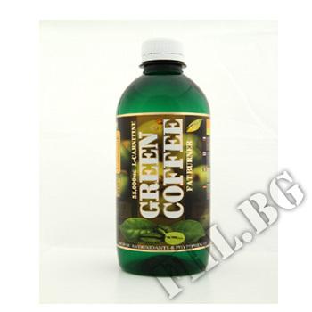 Съдържание » Цена » Прием » Л-карнитин със зелено кафе 55,000