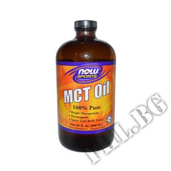 Съдържание » Цена » Прием »  MCT Oil